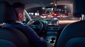 Styr din bil fra din smartphone