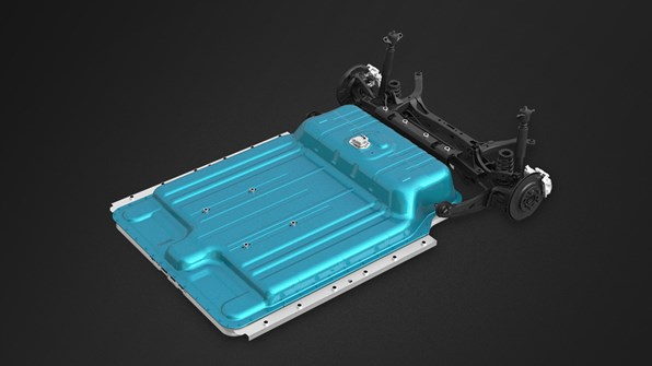 Lithium-Ion Polymer batteri
