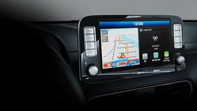 "8"" navigationssystem"