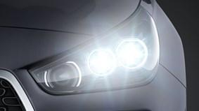 Avancerede LED-lygter