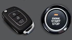 Smart Key (nøglefri adgang) + start/stop-knap