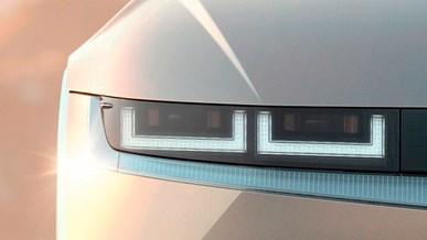LED-kørelys med pixel-design