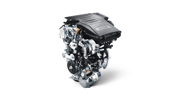 1,6-liters Kappa Atkinson-cyklus GDI-benzinmotor