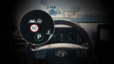 Advarsel om fartgrænser (ISLW)