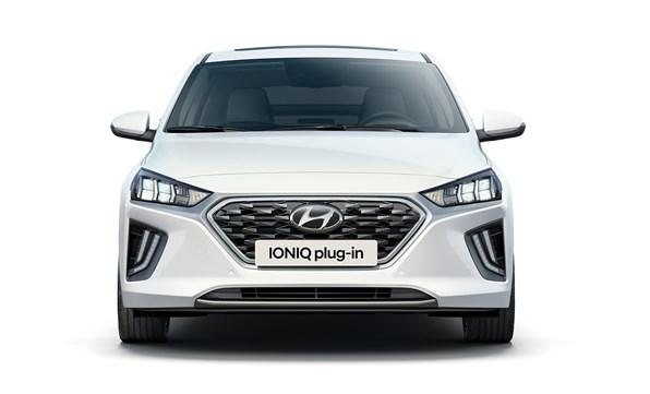 IONIQ plug-in hybrid