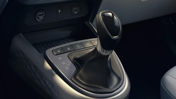 Automatiseret manuel gearkasse