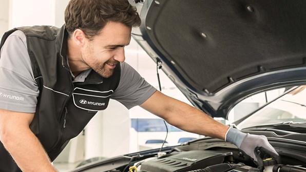 Få serviceret din bil