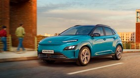 Se Hyundais udvalg af elektriske biler
