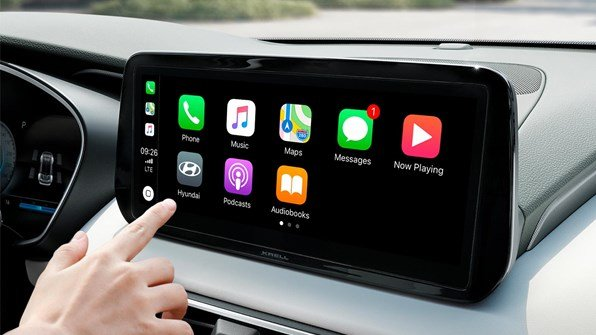 Apple CarPlay™ og Android Auto™