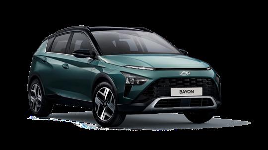 Hyundai Bayon Web Model