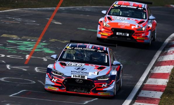 Touring Car Racing (TCR)