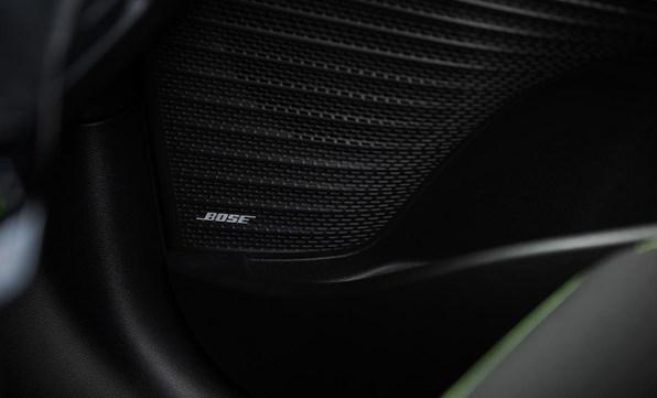 Premium Bose®-lydsystem