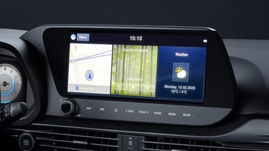 Apple CarPlay / Android Auto